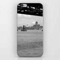 liverpool iPhone & iPod Skins featuring Liverpool - An Alternative View by Caroline Benzies Photography