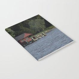 Boating on the Connecticut River Notebook