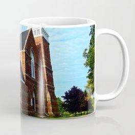 St. Paul's Church Sturgeon PEI Coffee Mug