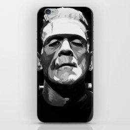 Frankenstien iPhone Skin