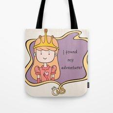 I Found My Adventurer - Princess Tote Bag