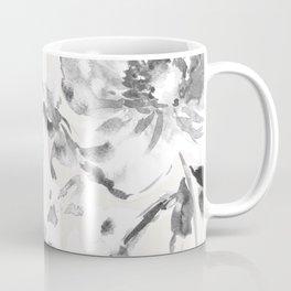Floral Pillow Coffee Mug