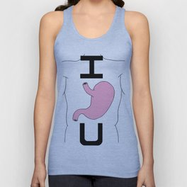 I Stomach You Unisex Tank Top