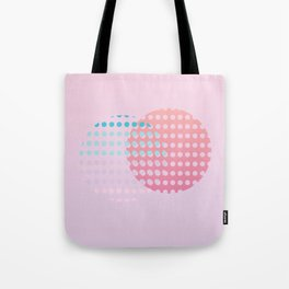 Holographic dream Tote Bag