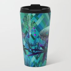 Fantasy Sea Life Metal Travel Mug