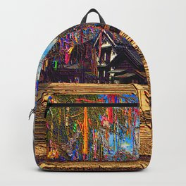 Tanabata, Evening of the seventh Backpack