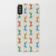 Dapper Gentlemonster iPhone X Slim Case