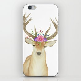 King Of Forest iPhone Skin