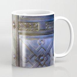 Crypt Door Highgate Cemetery Coffee Mug