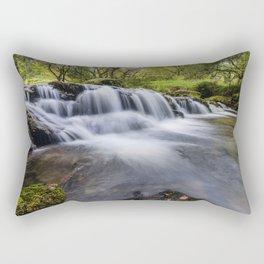 Mountian Water  Rectangular Pillow
