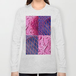 WEAVES & PUDDLES Long Sleeve T-shirt