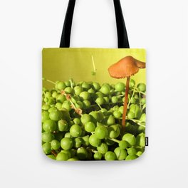 MUSHROOMLAND Tote Bag