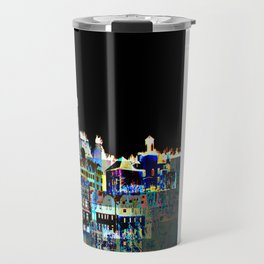 City tour Marburg Travel Mug
