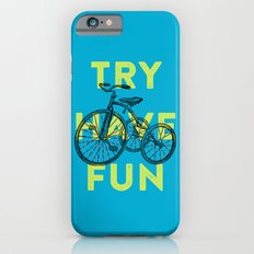 Try have fun iPhone 6s Slim Case