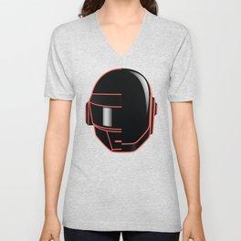 Daft Punk - Alive Unisex V-Neck