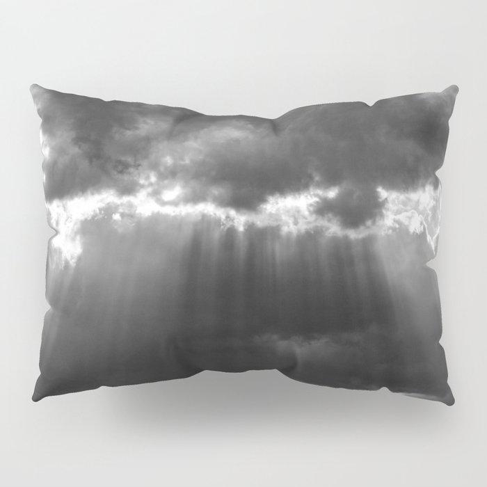 Black Light Pillow Sham