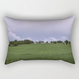 orleans island #6 Rectangular Pillow