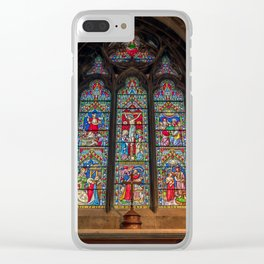 Glory of God Clear iPhone Case