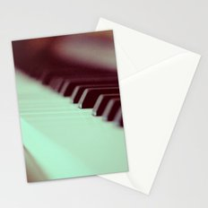 Piano Part 2 Stationery Cards