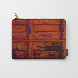 Old Rusty Truck Carry-All Pouch