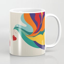 Love Message Coffee Mug