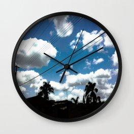Filter Wall Clock