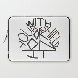 Trojan Mantra Laptop Sleeve