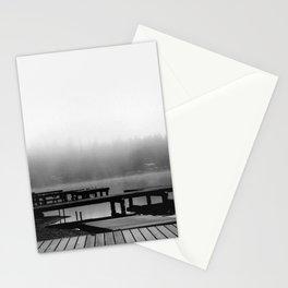 Mason Lake: Beach Front Stationery Cards