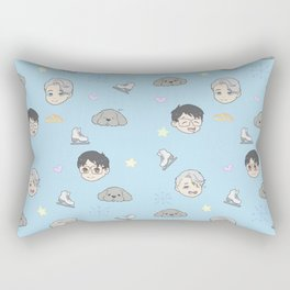 Yuri on Ice!!! Rectangular Pillow