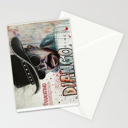Django / Jamie Foxx Stationery Cards