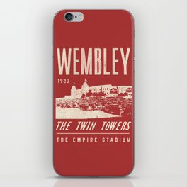 Football Grounds iPhone Skin
