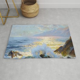 Constantin Westchiloff Maine Seascape Rug