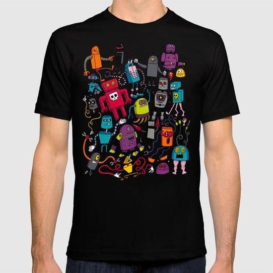 Robots 2 T-shirt