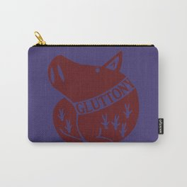 The Boar's Sin of Gluttony Carry-All Pouch