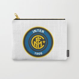 Inter Milan Logo Carry-All Pouch