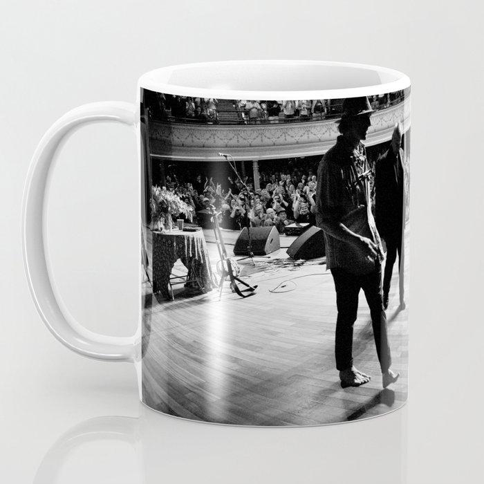 Three Gentlemen (Todd Snider, John Prine, Cowboy Jim) Coffee Mug
