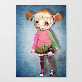 Trapita Canvas Print