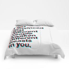 I Am Convinced Comforters