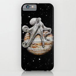 Celestial Cephalopod iPhone Case