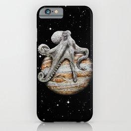 Celestial Cephalopod iPhone Case