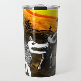 "Original work:""Malaysia's Future"" Travel Mug"