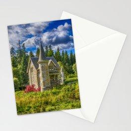Ardverikie Gatelodge 3 Stationery Cards