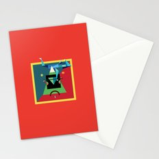 bicycle day Stationery Cards