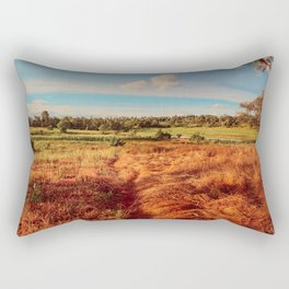 My Heart in The Country Rectangular Pillow