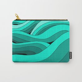 Stars and the Sea Carry-All Pouch