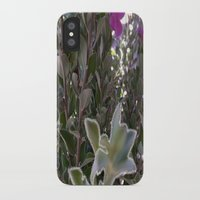 plant iPhone & iPod Cases featuring Plant by ANoelleJay