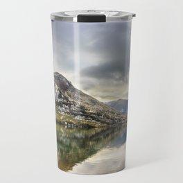 Lake Enol Travel Mug