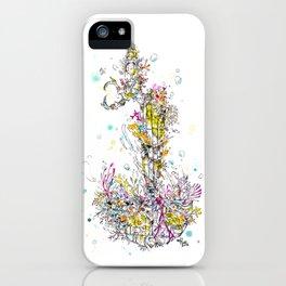 Sunken Roots iPhone Case