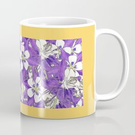 Colorado in Flowers Coffee Mug