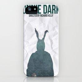 Donnie Darko Movie Poster iPhone Case